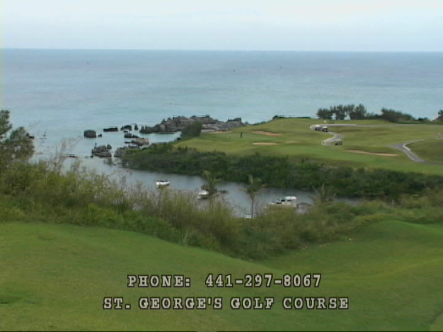 Bermuda Golf Destination Golfing Country Television And